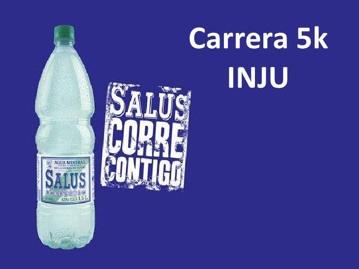 Salus Corre Contigo - 5k INJU