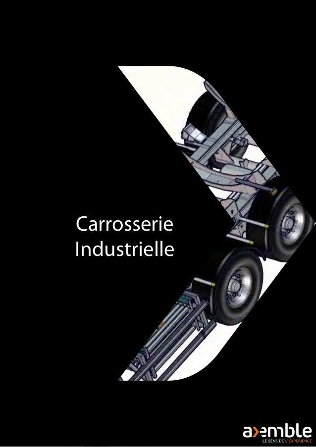 Carrosserie Industrielle