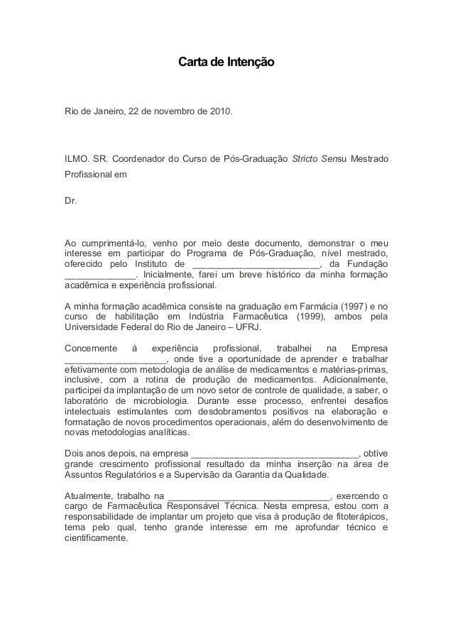 Carta de solicitação de bolsa de estudo
