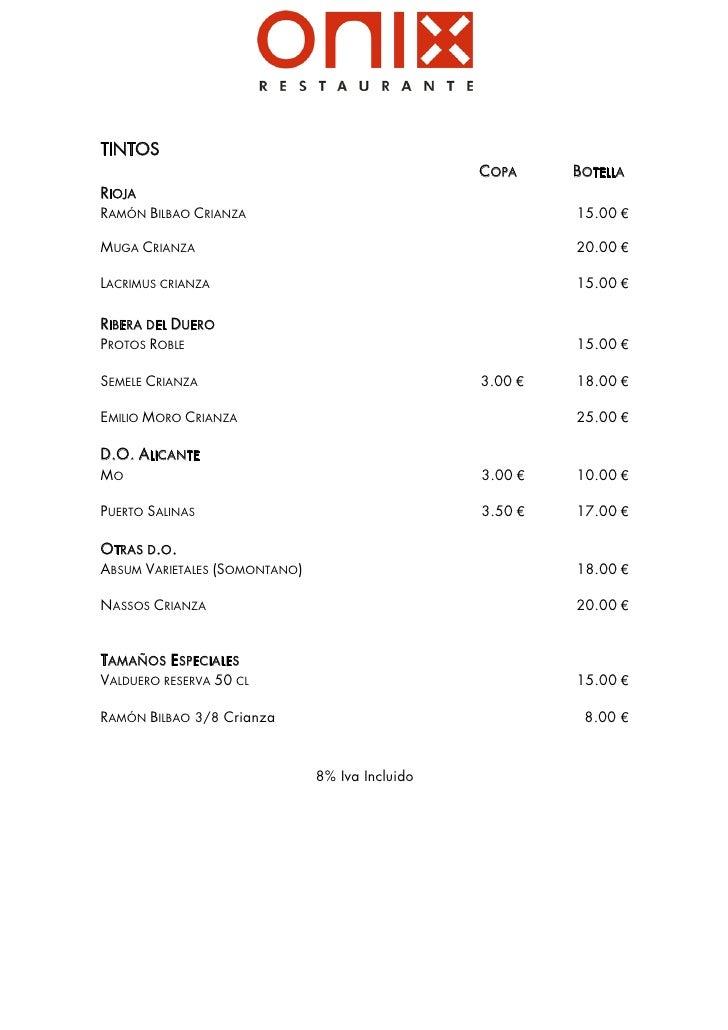 Carta-vinos-restaurante-Onix-Holiday-Inn-Elche