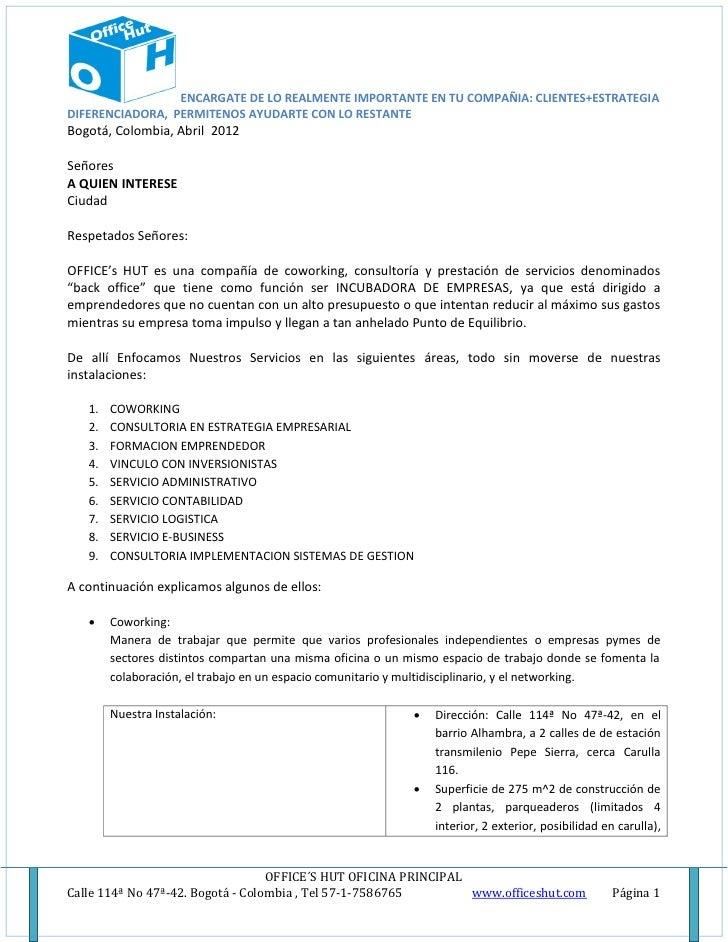 ENCARGATE DE LO REALMENTE IMPORTANTE EN TU COMPAÑIA: CLIENTES+ESTRATEGIADIFERENCIADORA, PERMITENOS AYUDARTE CON LO RESTANT...