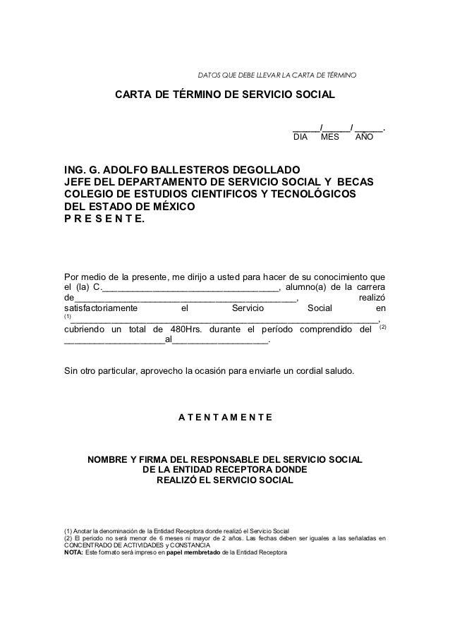 liberacion servicio social: