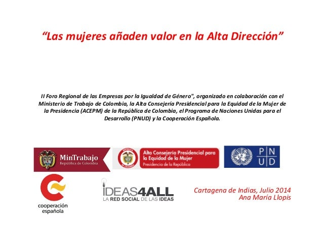 Cartagena julio 2014 mujeres en la lata direccion