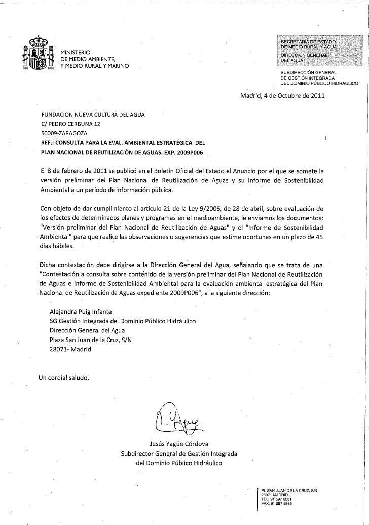 Carta plan reutiliza 4 oct 2011