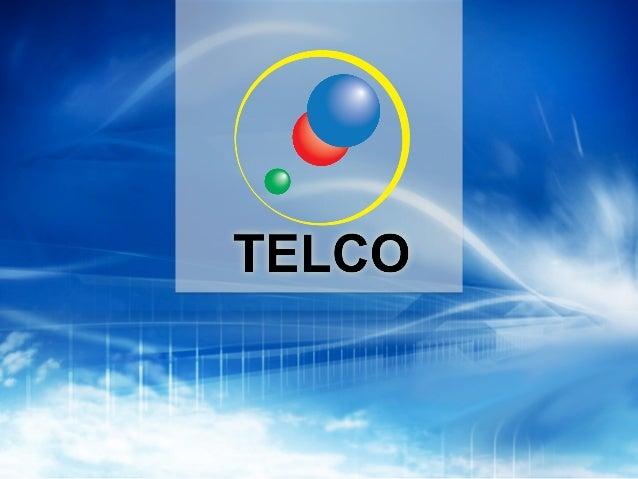 Bienvenida!TELCO es una empresa dedicada al diseño y gestión de soluciones integrales entelecomunicaciones, cableado estru...