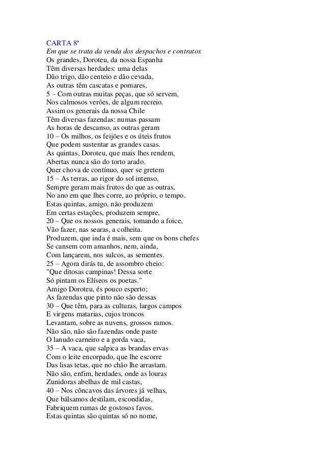 cartas chilenas tomaz antonia gonzaga