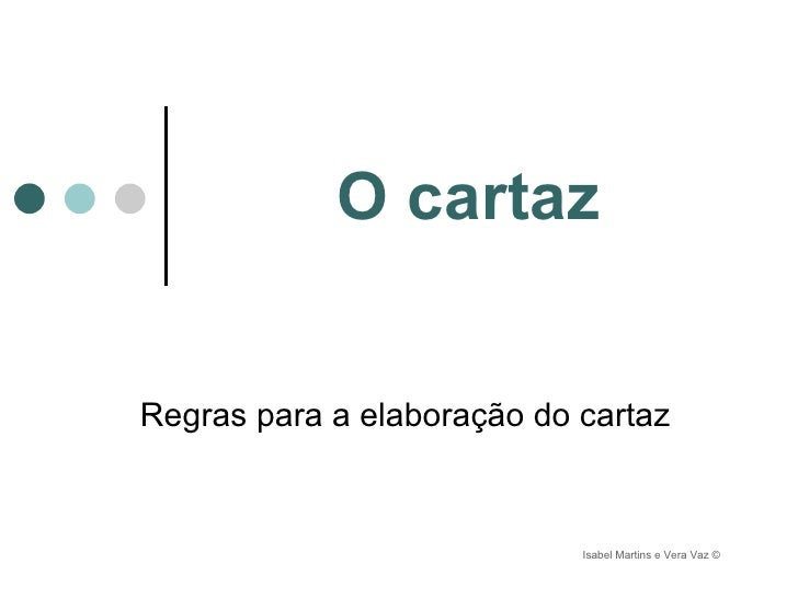 Cartaz