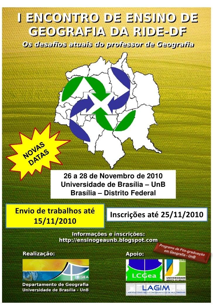 Cartaz evento-ensino-geografia