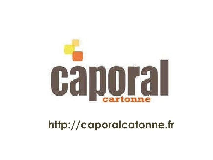 http://caporalcatonne.fr
