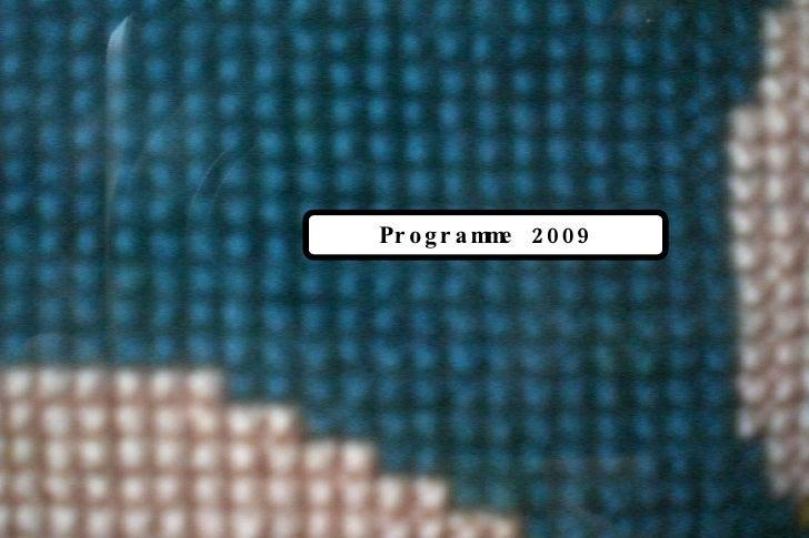 Programme 2009