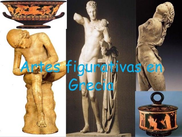Artes figurativas en Grecia