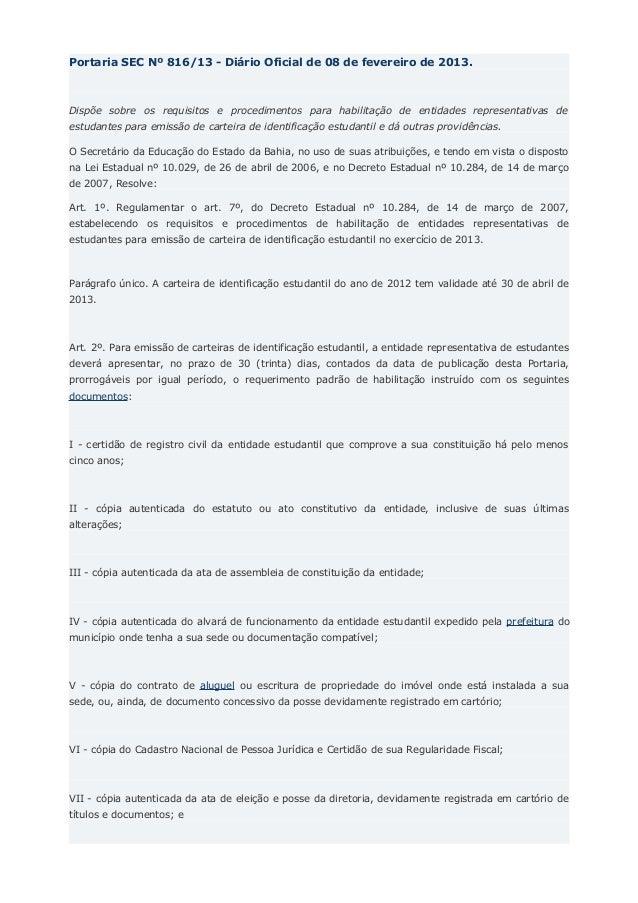 Carteira de-estudante-portaria-no-816-2013