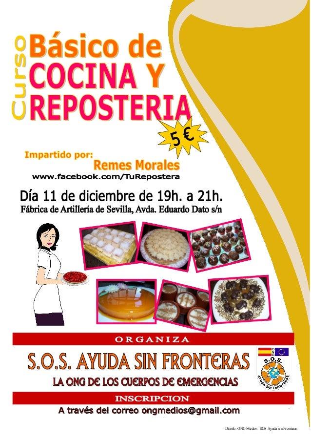 Curso cocina y reposteria for Cocina y reposteria