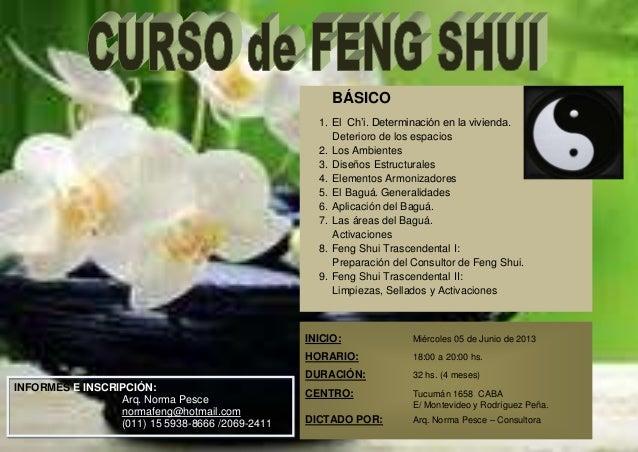 Curso feng shui b sico para profesionales de la - Arquitectura feng shui ...