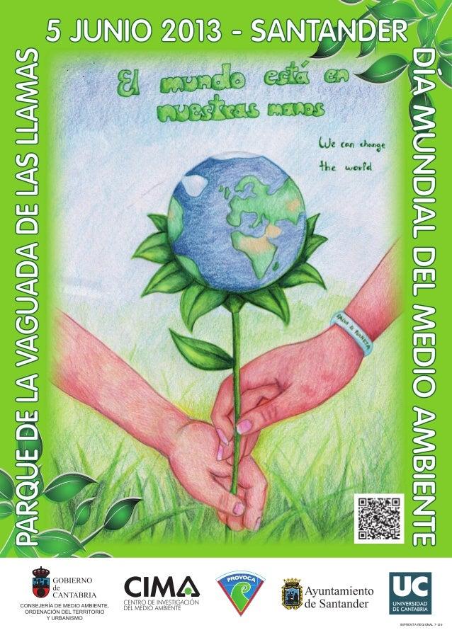 Carteles Sobre El Cuidado Del Medio Ambiente