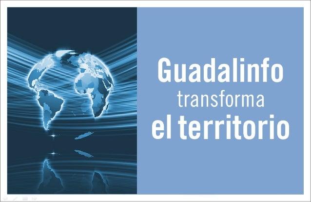 Guadalinfo transforma el territorio