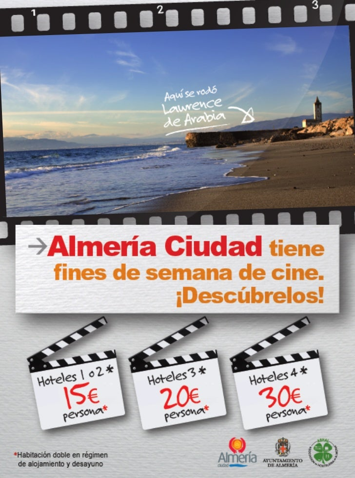 Oferta de hoteles Almería capital