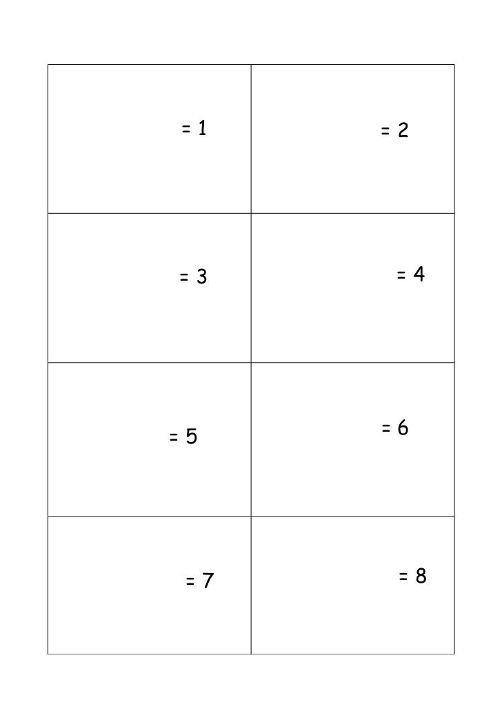=1    =2=3     =4=5    =6 =7    =8