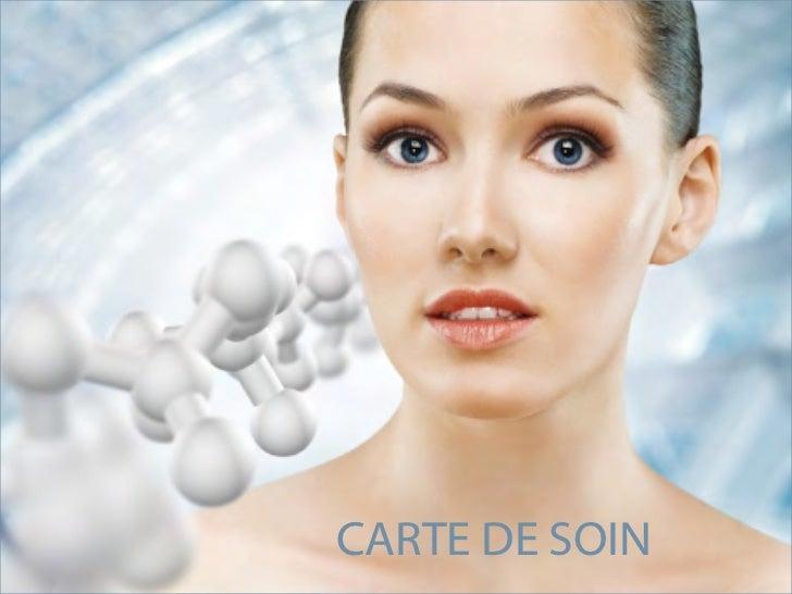CARTE DE SOIN