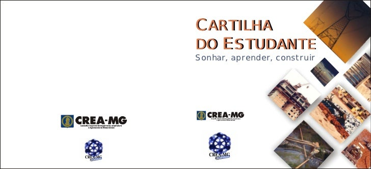 CARTILHADO ESTUDANTESonhar, aprender, construir