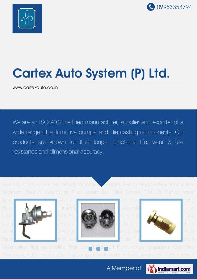 Cartex auto-system-p-ltd
