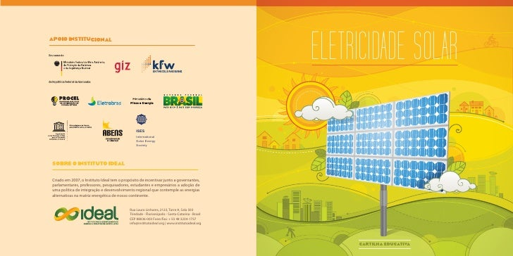 Cartilha energia solar