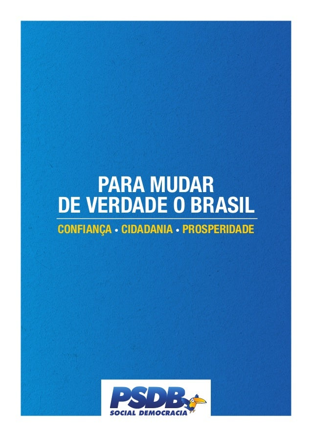 Cartilha psdb-brasília