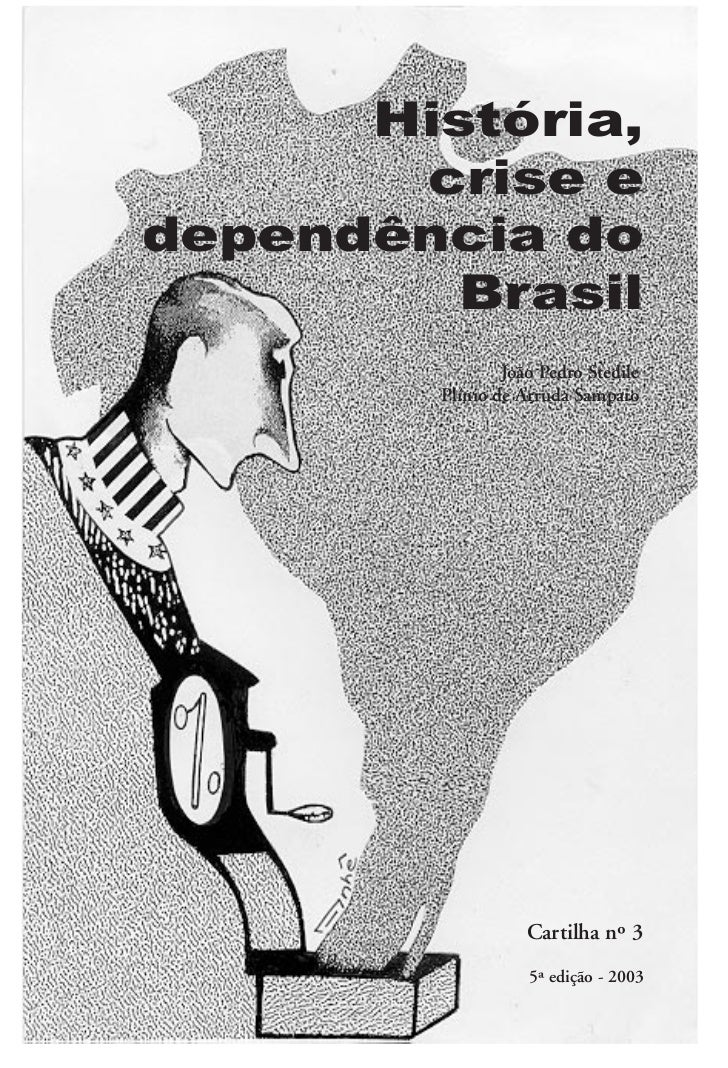 História,        crise e dependência do          Brasil                   João Pedro Stedile           Plínio de Arruda Sa...
