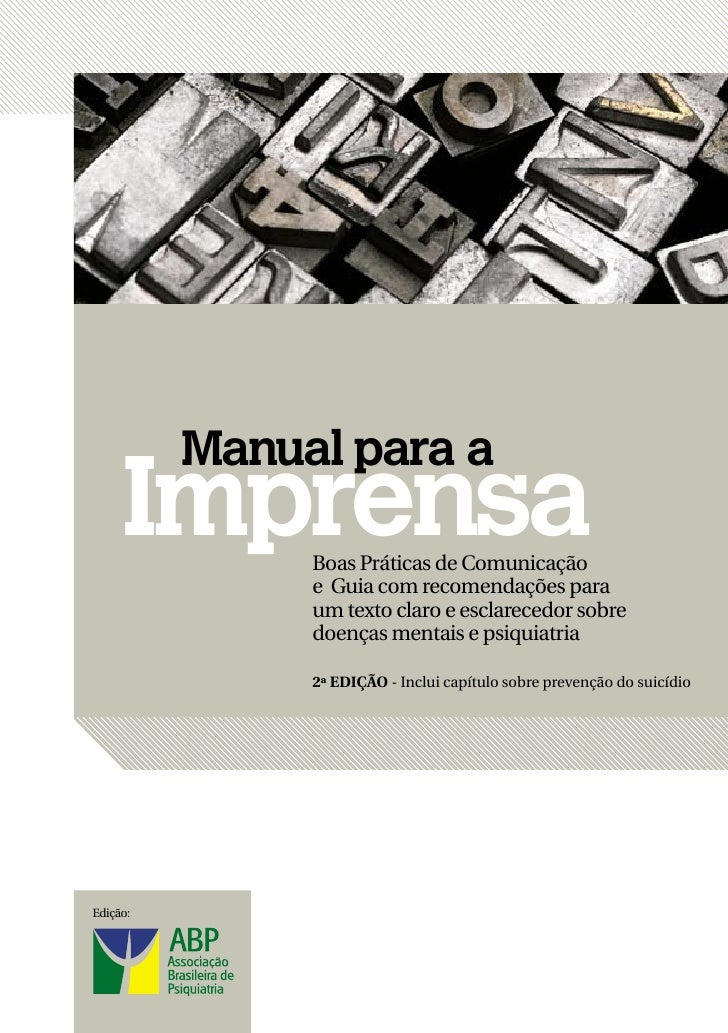 Manual de Imprensa ABP
