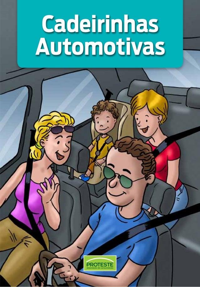 Cadeirinhas Automotivas