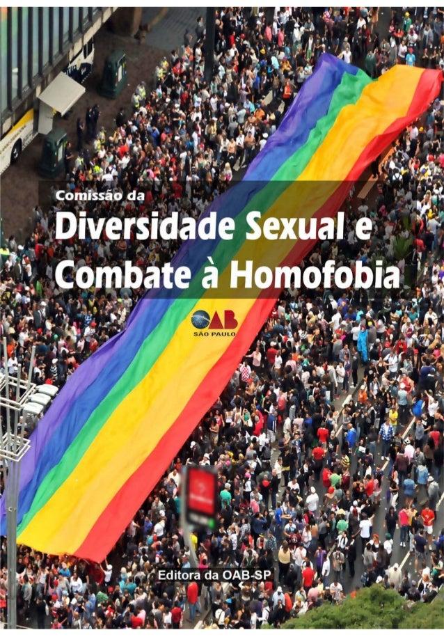 Cartilha de combate à homofobia OAB/SP