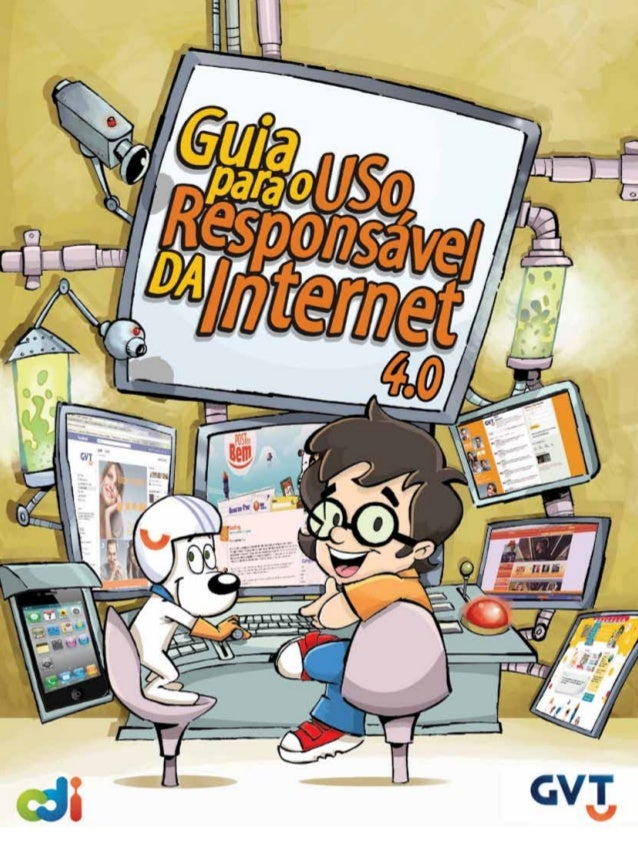 Cartilha internet responsavel
