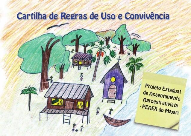 Cartilha de Regras de Uso e Convivência                                  Projeto                                          ...