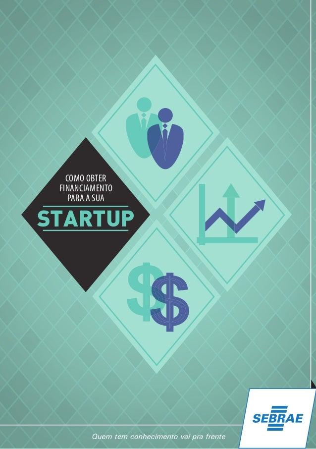 Como Obter Financiamento para sua Startup