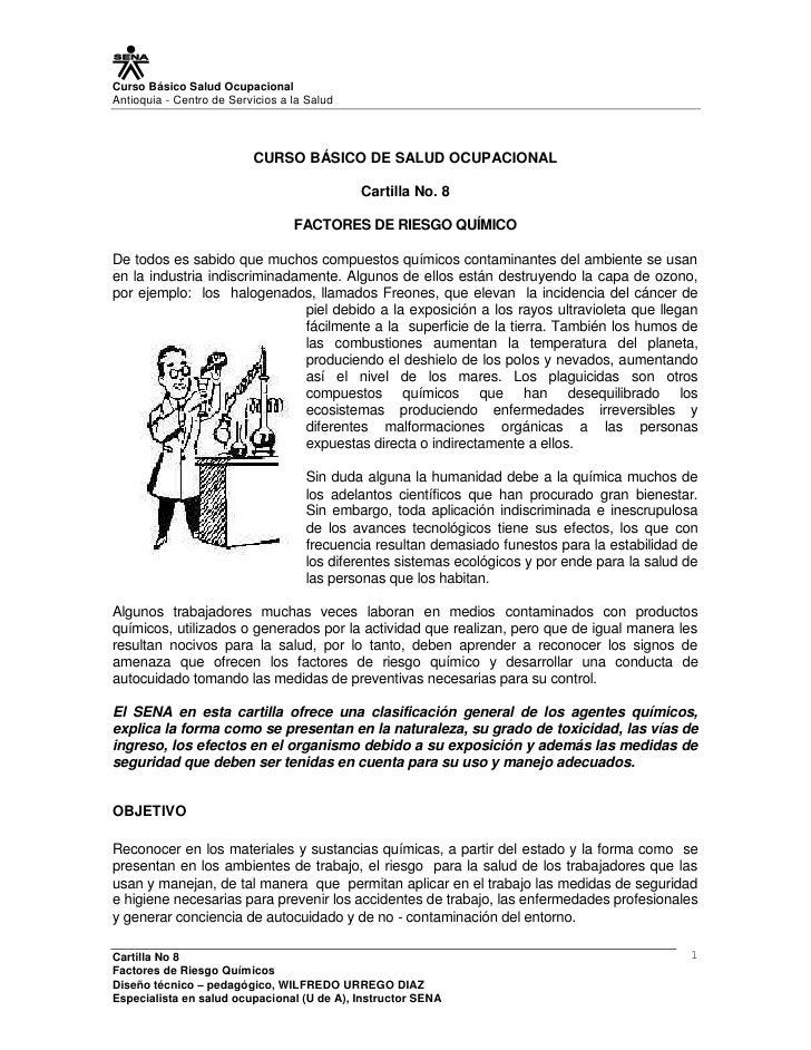 Curso Básico Salud Ocupacional Antioquia - Centro de Servicios a la Salud                              CURSO BÁSICO DE SAL...