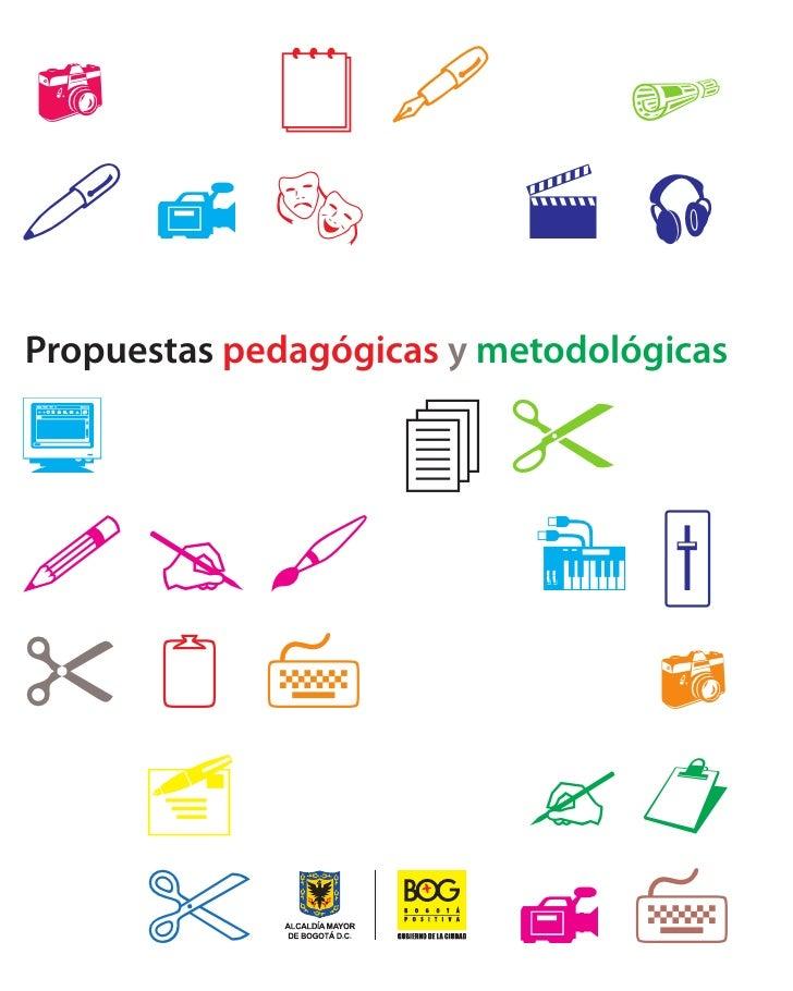 Ciudadanías y participación en la infanciaPropuestas pedagógicas y metodológicas     ...