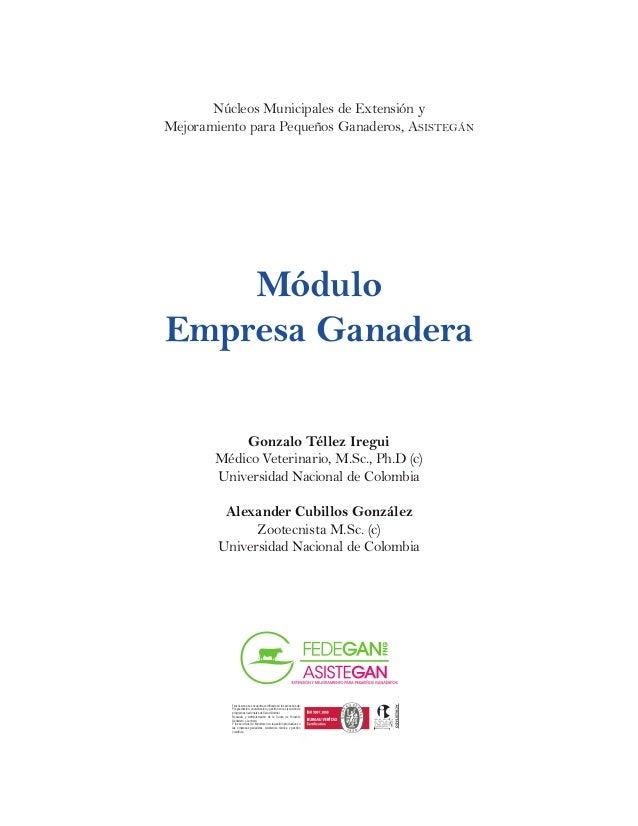 Cartilla modulo empresa_ganadera