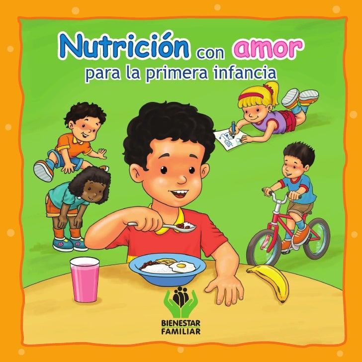 Cartilla nutrición