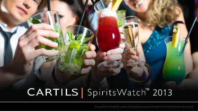 CARTILS | SpiritsWatch 2013