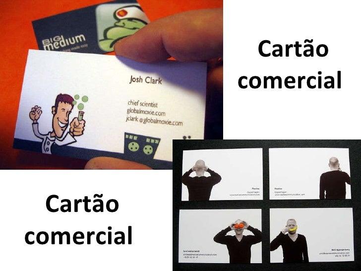 Cartão comercial   Cartão comercial