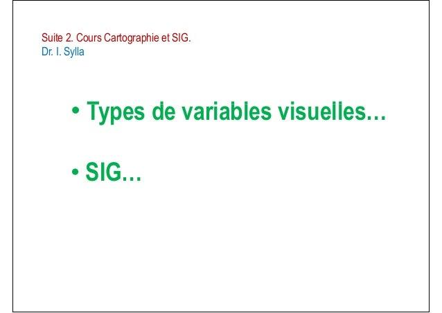 Cartographie et SIG_Partie2