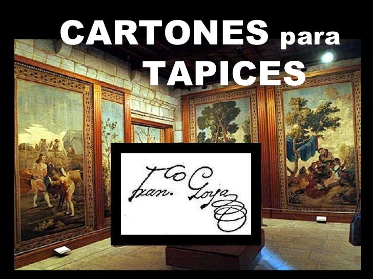 Cartones para tapices - Tapices de pared ...