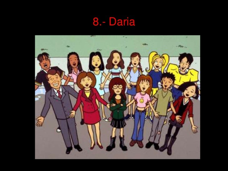 8.- Daria
