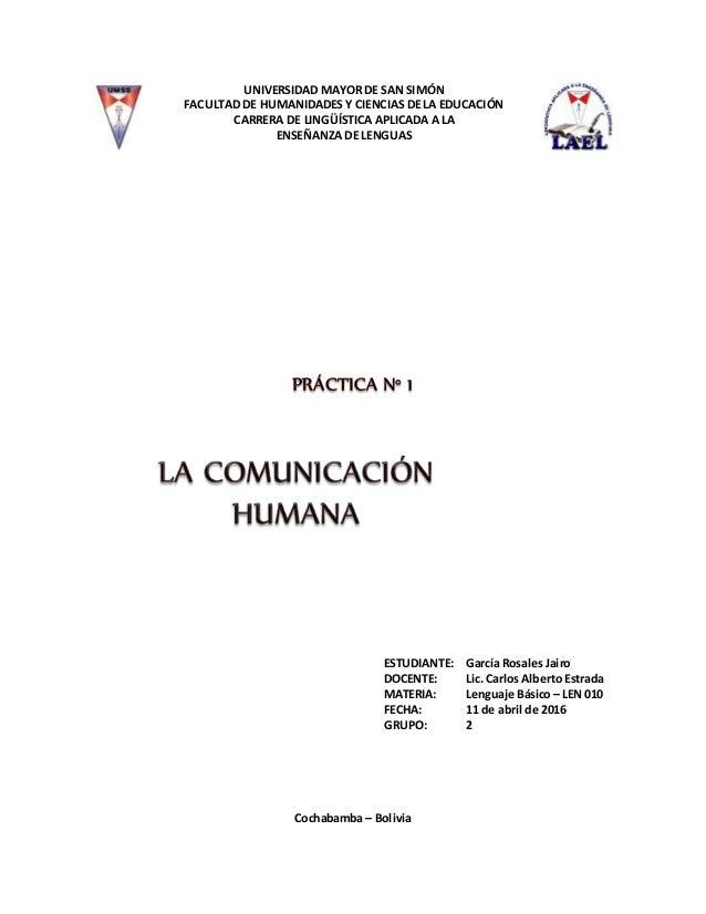 Carátula e índice. Modelo. 2014