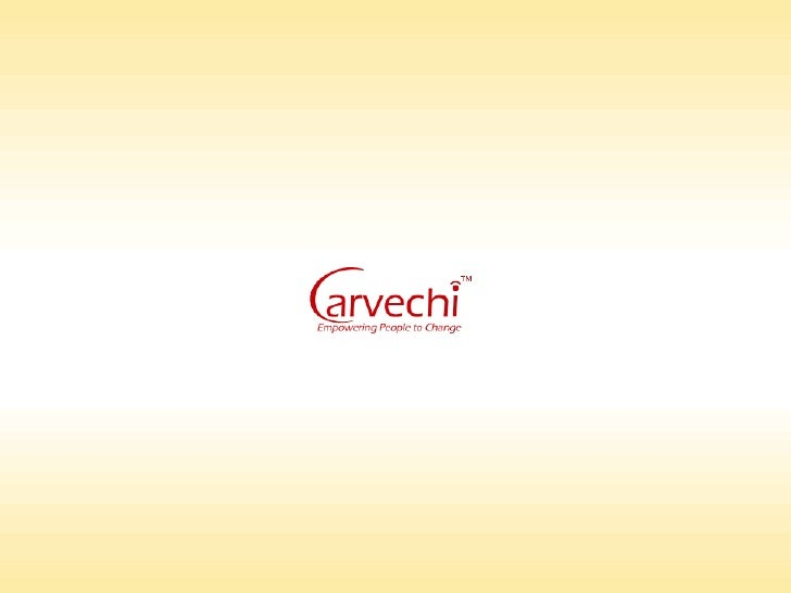 Carvechi - Jobs In Accounting, Finance & Information Technology