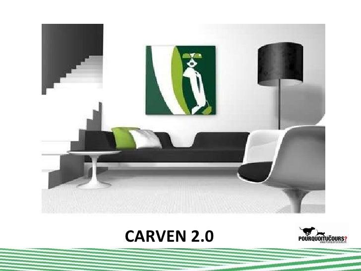 Carven (cas pratique théorique) : comment construire et développer le capital d'une marque en mode 2.0 sur internet ?