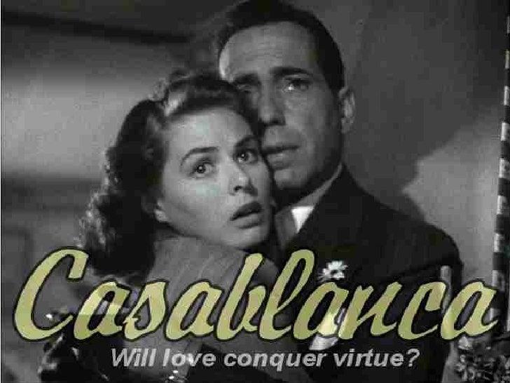 Casablanca - Title slide challenge v 2