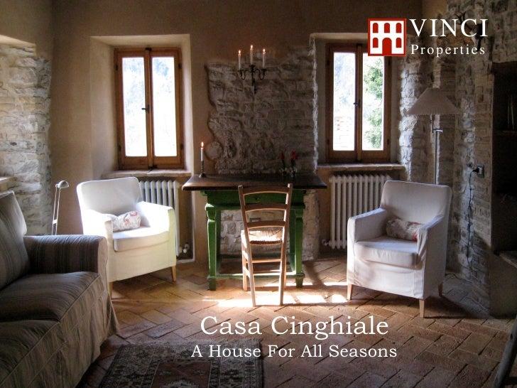 Casa cinghiale - Cosy townhouse for sale in Marche