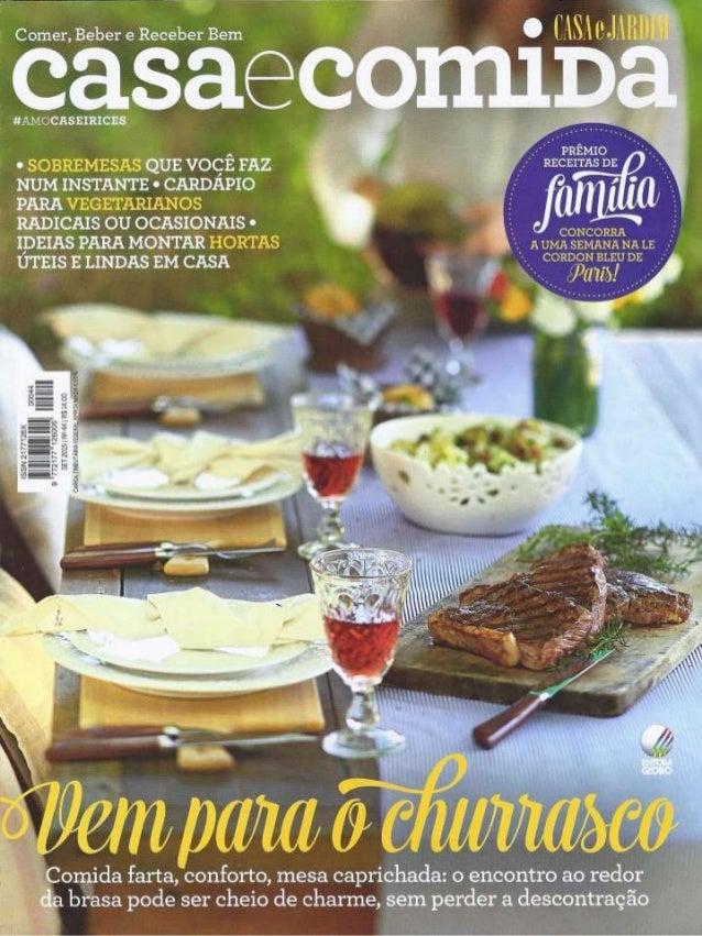 Revista Casa e Comida