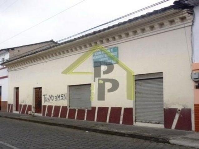 Casa en el centro de ibarra - Casa en sabadell centro ...